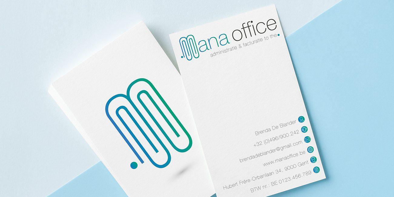logo design manaoffice