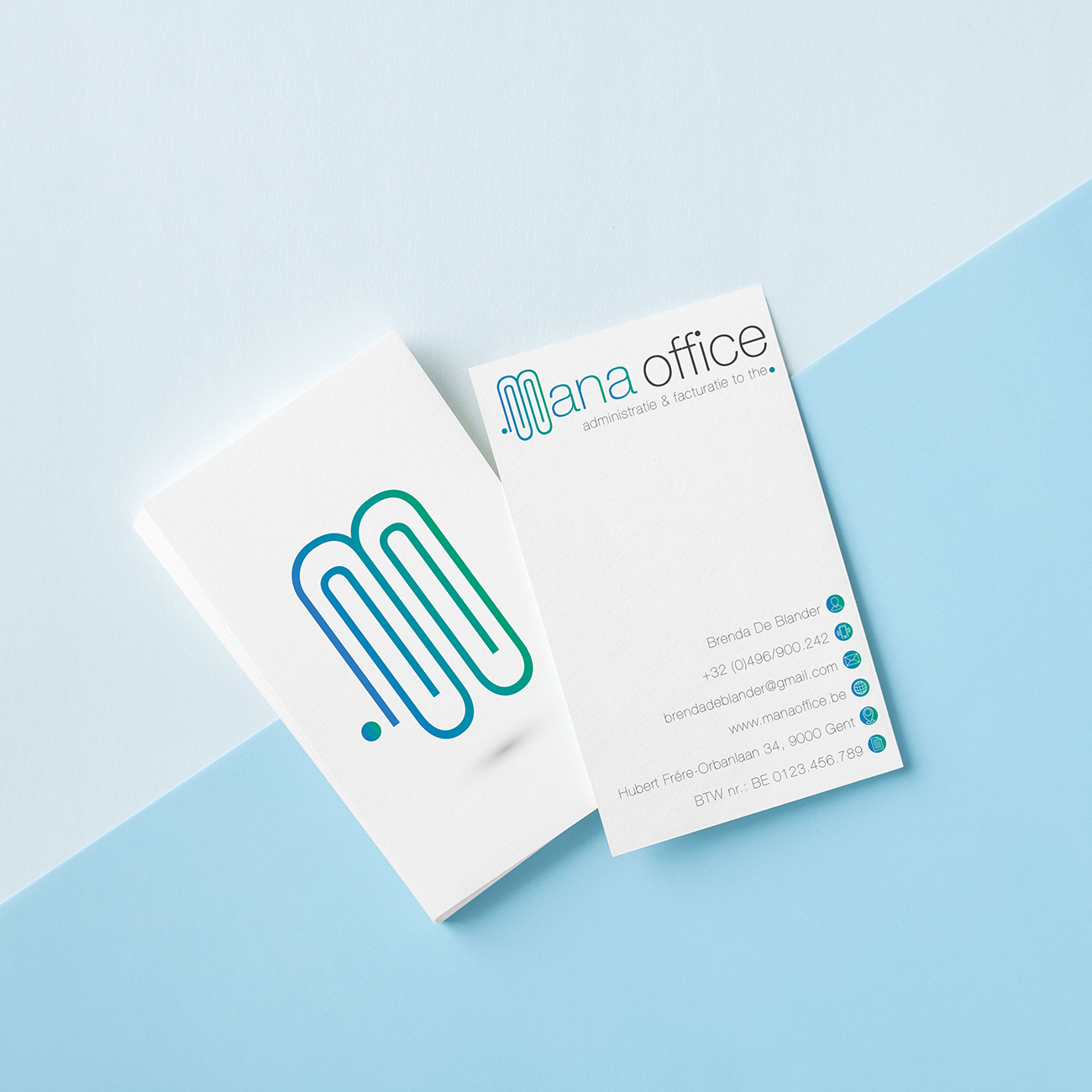 logo design manaoffice