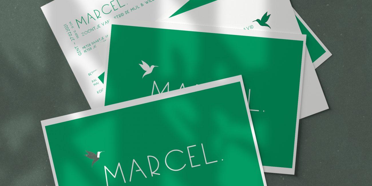 presentatie-drukwerk-grafisch-ontwerp-geboortekaartje-mark-up-gent